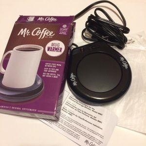 Mr. Coffee Mug Warmer Plug-in Warming Tray
